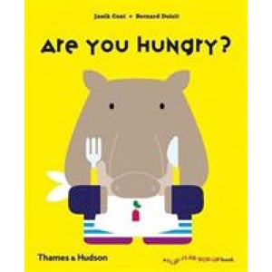 Are You Hungry? - Thames & Hudson 9780500651667