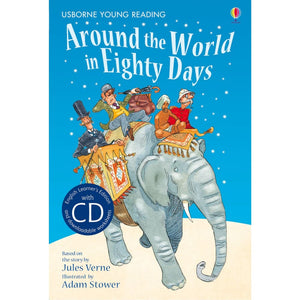 Around the World in 80 Days - Usborne Books 9781409566830
