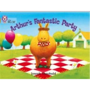 Arthur's Fantastic Party: Band 06/Orange - HarperCollins Publishers 9780007185979