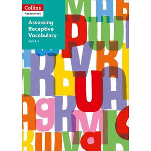 Assessing Receptive Vocabulary Age 4-5 - HarperCollins Publishers 9780008311476