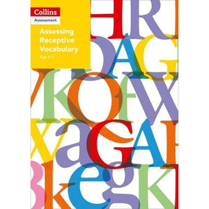 Assessing Receptive Vocabulary Age 6-7 - HarperCollins Publishers 9780008311490