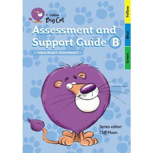 Assessment and Support Guide B: Band 03 Yellow - HarperCollins Publishers 9780007189298
