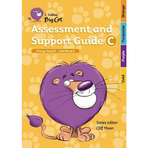 Assessment and Support Guide C: Band 06--09/Orange--Gold - HarperCollins Publishers 9780007189304
