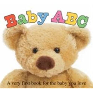 Baby ABC: Touch & Feel Books - Priddy 9781843324430