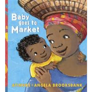 Baby Goes to Market - Walker Books 9781406365160