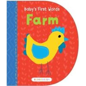 Baby Look and Feel Farm - Bloomsbury Publishing 9781408864081