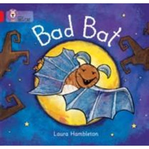 Bad Bat: Band 02b/Red B - HarperCollins Publishers 9780007412891