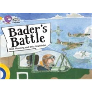 Bader's Battle: Band 09 Gold/Band 17 Diamond - HarperCollins Publishers 9780007498642