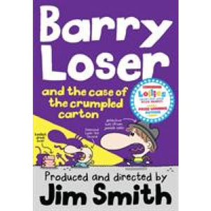 Barry Loser and the Case of Crumpled Carton - Egmont 9781405268035