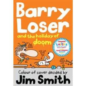 Barry Loser and the Holiday of Doom - Egmont 9781405268028
