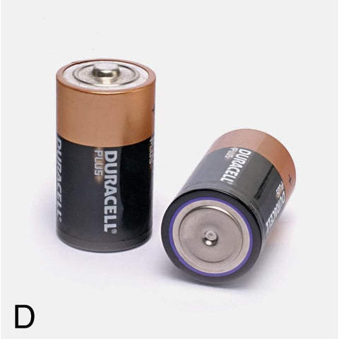Image of Battery D Size - BrightMinds DURMN1300