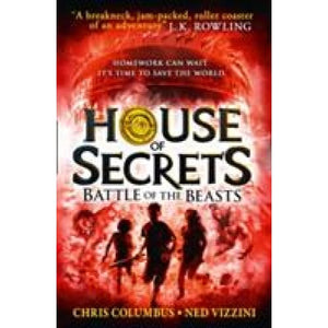 Battle of the Beasts - HarperCollins Publishers 9780007490172
