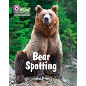 Bear Spotting: Band 5/Green - HarperCollins Publishers 9780008251697
