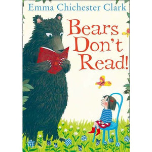 Bears Don't Read! - HarperCollins Publishers 9780007425198