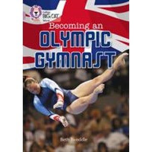 Becoming an Olympic Gymnast: Band 18/Pearl - HarperCollins Publishers 9780007428373