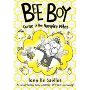 Bee Boy: Curse of the Vampire Mites - Oxford University Press 9780192763914
