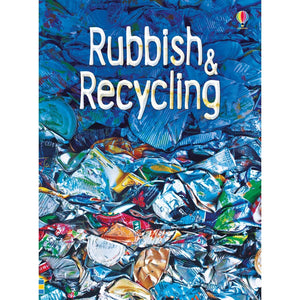 Beginners Rubbish and Recycling - Usborne Books 9781474903202