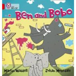 Ben and Bobo: Band 02b/Red B - HarperCollins Publishers 9780007329205