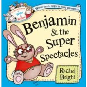 Benjamin and the Super Spectacles - HarperCollins Publishers 9780007445509