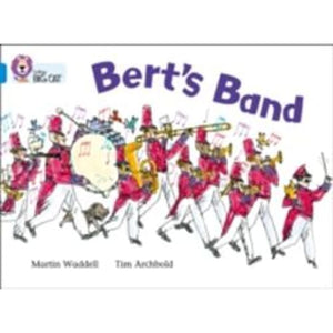 Bert's Band: 04/Blue - HarperCollins Publishers 9780007185818