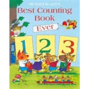 Best Counting Book Ever - HarperCollins Publishers 9780007531141