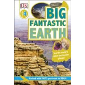 Big Fantastic Earth: See the World's Most Spectacular Places - Dorling Kindersley 9780241237847