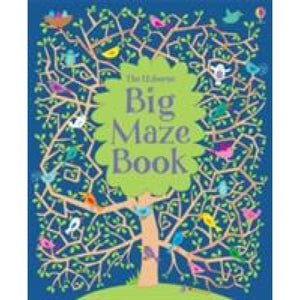Big Maze Book - Usborne Books 9781409532491