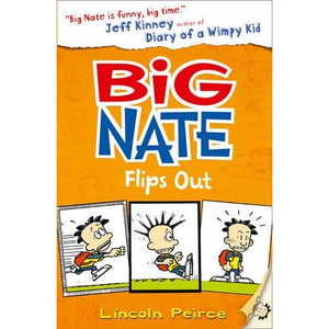 Big Nate Flips Out - HarperCollins Publishers 9780007478279