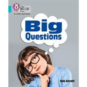 Big Questions: Band 7/Turquoise - HarperCollins Publishers 9780008251826