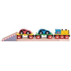 Bigjigs Car Loader (BJT199) - Rail