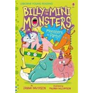 Billy and the Mini Monsters Go Party! - Usborne Books