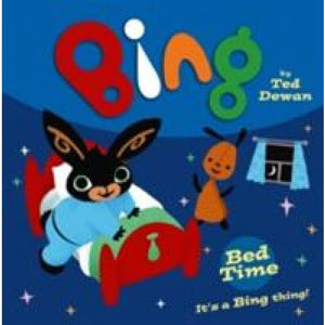 Bing: Bed Time - HarperCollins Publishers 9780007514793