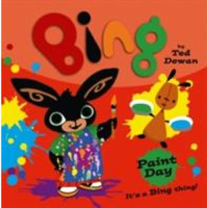 Bing: Paint Day - HarperCollins Publishers 9780007515462