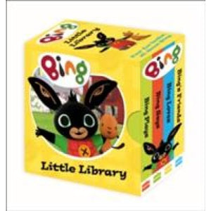 Bing's Little Library - HarperCollins Publishers 9780008122164