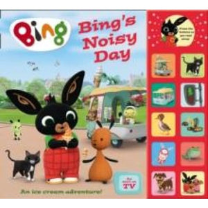 Bing's Noisy Day - HarperCollins Publishers 9780008251994