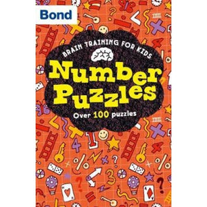Bond Brain Training: Number Puzzles - Oxford University Press 9780192769541