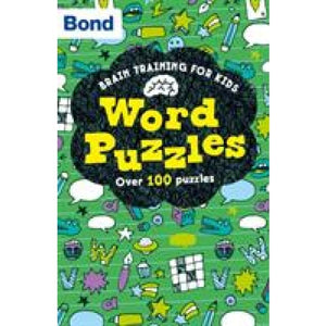 Bond Brain Training: Word Puzzles - Oxford University Press 9780192769558