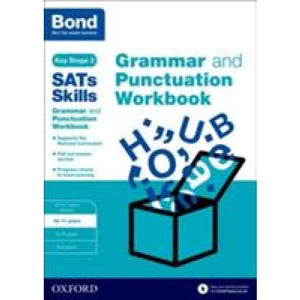 Bond SATs Skills: Grammar and Punctuation Workbook: 10-11 years - Oxford University Press 9780192745613