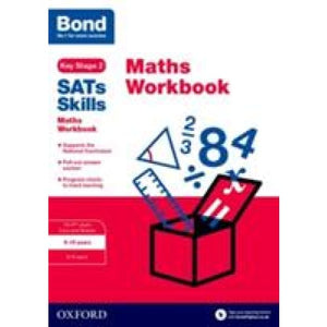Bond SATs Skills: Maths Workbook 9-10 Years - Oxford University Press 9780192749635