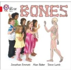 Bones: Band 02b/Red B - HarperCollins Publishers 9780007329212