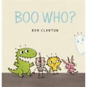 Boo Who? - Walker Books 9781406376890
