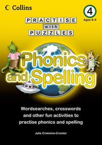 Book 4: Phonics and Spelling - HarperCollins Publishers 9780007437016