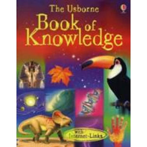 Book of Knowledge - Usborne Books 9781409527688