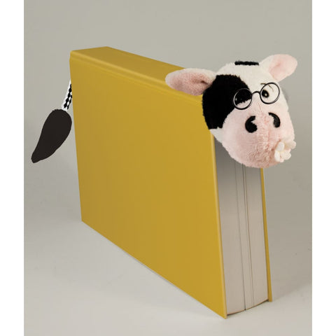 Image of Book tail Bookmark Cow - That Company Called IF