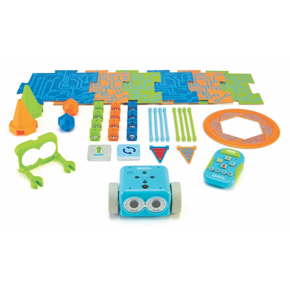 Botley the Robot Coding Activity Set - Learning Resources
