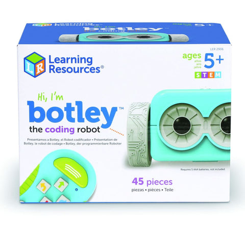 Image of Botley the Robot Coding - Learning Resources 765023029369