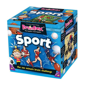 BrainBox Sports - Brainbox