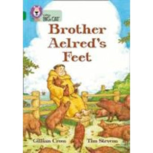 Brother Aelred's Feet: Band 15/Emerald - HarperCollins Publishers 9780007230938
