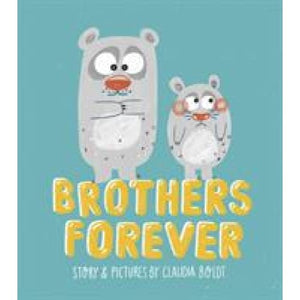 Brothers Forever - Vintage Publishing 9781780080338