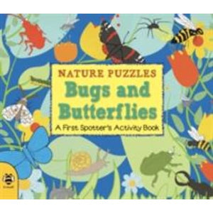 Bugs and Butterflies: A first spotter's activity book - b small publishing 9781909767416